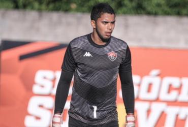 Promovido ao principal, Lucas Arcanjo desfalca equipe contra Juazeirense | Letícia Martins | EC Vitória