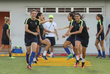 Brasil e mais três países se candidatam para sediar Copa do Mundo feminina de 2023 | Ricardo Stuckert | CBF