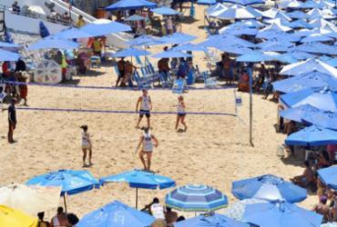 Esportes de Verão: futevôlei une diversão, socialização e atividade saudável | Reprodução | Instagram