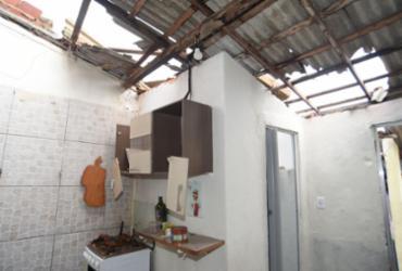 Famílias prejudicadas por vendaval receberão auxílio da prefeitura | Divulgação | Secom