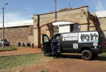 Após fuga de presos, fronteira com Paraguai tem policiamento reforçado | AFP