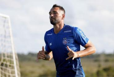 Atacante Gilberto recebe proposta do futebol japonês e pode deixar o Bahia | Felipe Oliveira | EC Bahia