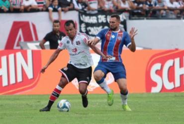 Bahia empata com o Santa Cruz em estreia pela Copa do Nordeste | Rafael Melo | Santa Cruz