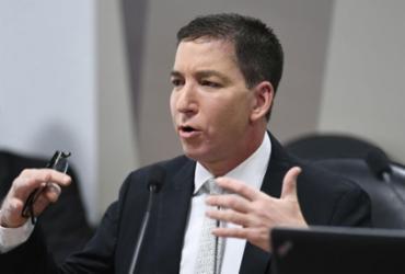 Defesa de Glenn Greenwald diz que denúncia é 'expediente tosco' | Edilson Rodrigues | Agência Senado