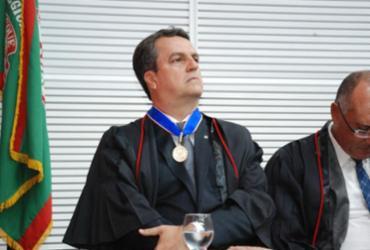 Henrique Trindade toma posse como membro titular do TRE-BA | Raul Aguilar | Ag. A TARDE