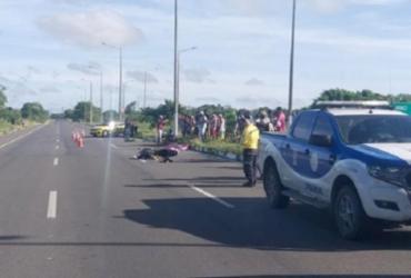 Homem morre após colisão com poste em Feira de Santana | Divulgação | Acorda Cidade