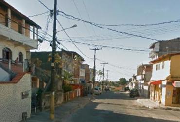 Jovem é morto a tiros no bairro de Plataforma | Reprodução | Google Street View