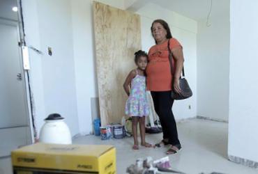 Através da solidariedade, família busca recomeço após incêndio | Foto: Uendel Galter | AG. A TARDE