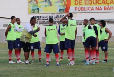 Juazeirense busca boas campanhas anteriores na competição | Carlos Humberto | Juazeirense