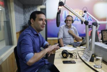 Com aval do TRE, Prates anuncia sua desfiliação do DEM | Raul Spinassé | Ag. A TARDE