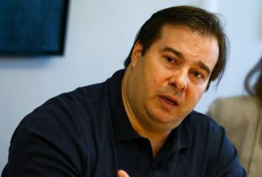 Rodrigo Maia cancela ida à inauguração do novo Centro de Convenções | Marcelo Camargo | Agência Brasil