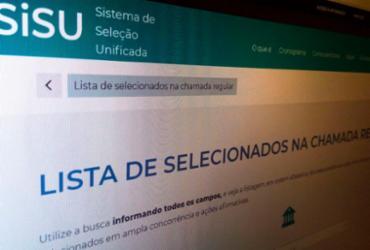 Sisu: MEC libera acesso ao resultado | Agência Brasil