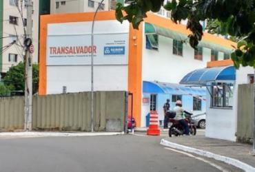 Mototaxistas protestam em frente à sede da Transalvador | Reprodução | Google Street View