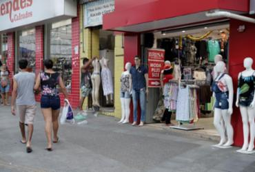 Movimentação econômica de Salvador cresce 5,3% em abril de 2021, aponta SEI | Uendel Galter | Ag. A TARDE