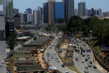 Alterações viárias na avenida ACM em função do BRT são transferidas para sábado | Joá Souza | Ag. A TARDE