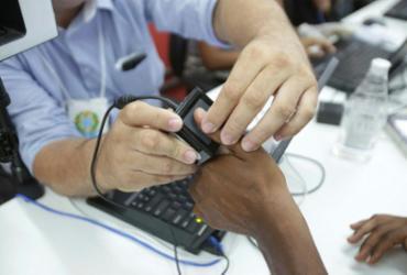 TRE realiza mutirão para recadastramento biométrico em Rio do Pires | Uendel Galter | Ag. A TARDE