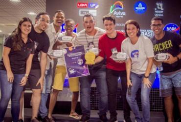 Jovens de Salvador vencem desafio internacional da Nasa |