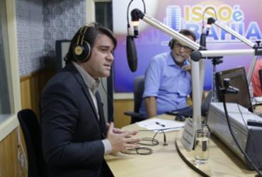 Niltinho defende unidade do grupo de Rui Costa para polarizar eleição em Salvador | Raul Spinassé | Ag. A TARDE