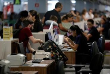 Ações contra empresas aéreas aumentam na Bahia | Raul Spinassé | Ag. A TARDE