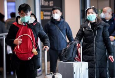 OMS passa a considerar elevado o risco de contaminação do Coronavírus | Alain Jocard | AFP