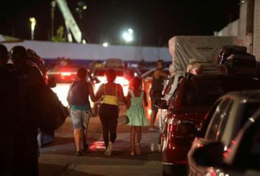 Passageiro sofre acidente em rampa do ferryboat em Bom Despacho | Felipe Iruatã | Ag. A TARDE