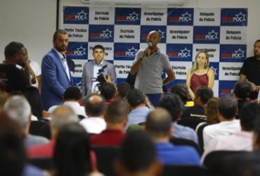 Policiais Civis e Penais decidem parar por 48h na segunda-feira | Rafael Martins | Ag: A TARDE