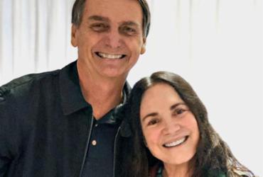 Regina Duarte irá a Brasília conhecer Secretaria de Cultura | Reprodução | Twitter