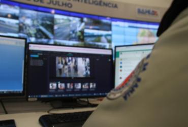 Homem com mandado de prisão em aberto é localizado por reconhecimento facial | Divulgação | SSP