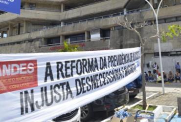 Justiça suspende tramitação de nova reforma da Previdência na AL-BA | Shirley Stolze | Ag. A TARDE