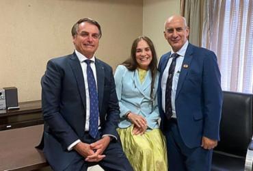 Na pasta da Cultura, Regina Duarte ficará subordinada a Bolsonaro | Reprodução | Twitter