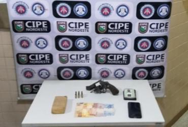 Suspeito de vender drogas em fazenda é morto em confronto com a polícia | Reprodução | SSP-BA