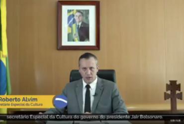 Secretário da Presidência causa indignação após copiar discurso nazista em vídeo | Reprodução | Redes sociais