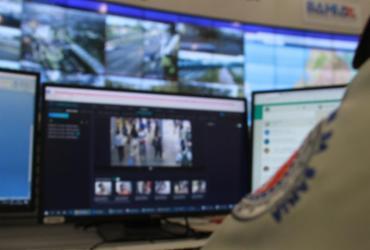 Suspeito de roubo é preso com auxílio do sistema de reconhecimento facial | Divulgação | SSP
