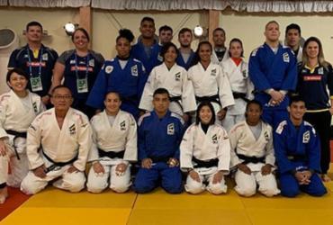 Judocas brasileiros abrem ano olímpico no Grand Prix de Tel Aviv |