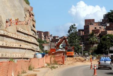 Obras do corredor Lobato-Pirajá chegam à etapa final; entrega será em março | Camila Souza/ GOVBA