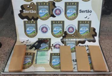 Suspeito de assalto a banco é morto no interior da Bahia | Divulgação | SSP