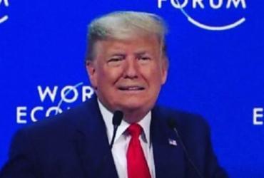 Em Davos, Trump exalta economia dos EUA | Reprodução | Instagram