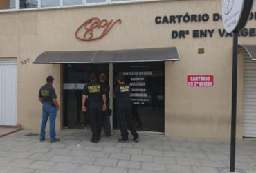 Operação Arcaico combate fraudes em títulos de terras públicas na Bahia | PF | Divulgação