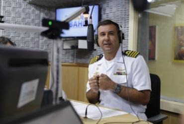 Capitão-de-Mar-e-Guerra aponta cuidados com embarcações na festa de Iemanjá | Raul Spinassé | Ag. Brasil