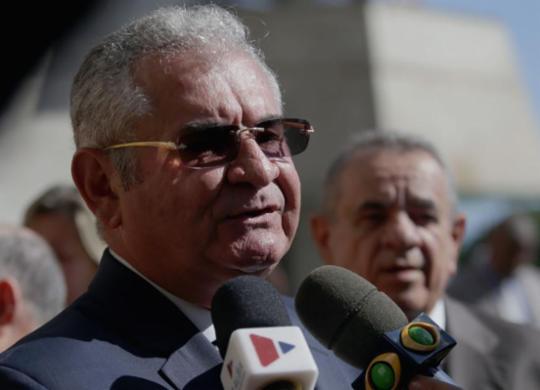 Angelo Coronel é o pré-candidato do PSD à prefeitura de Salvador | Raphael Müller | Ag. A TARDE