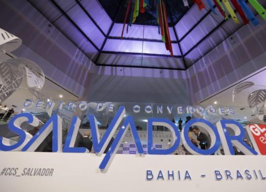 Com investimento de R$ 130 milhões, Centro de Convenções de Salvador é inaugurado | Adilton Venegeroles | Ag A TARDE