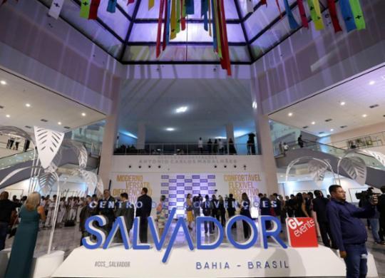 Inauguração do Centro de Convenções terá operação especial de serviços | Adilton Venegeroles | Ag. A TARDE