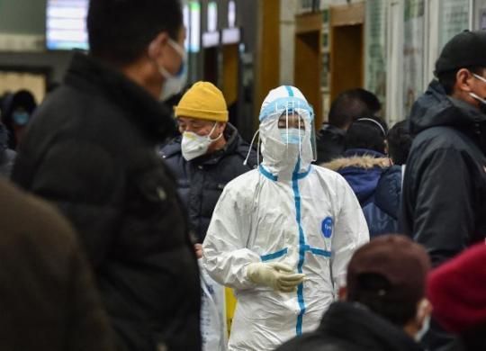 Ministério investiga caso suspeito de coronavírus em Minas Gerais | AFP