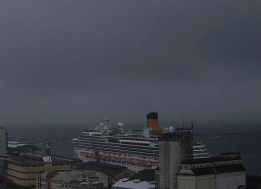 Previsão é de chuvas isoladas em Salvador neste fim de semana | Raphael Muller | Ag. A TARDE