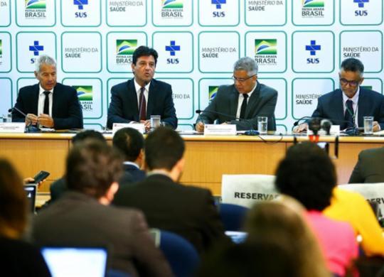 Ministério da Saúde investiga 9 casos suspeitos do coronavírus em 6 estados | Marcelo Camargo | AG. Brasil