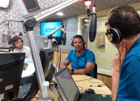 Arena Aquática deve abrir mais de mil vagas em março, diz Edvaldo Valério | Rodrigo Tardio | Isso é Bahia