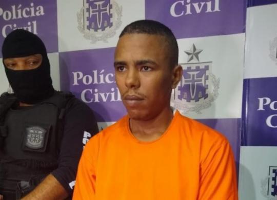 Justiça decreta prisão preventiva de suspeito envolvido em morte de motoristas de app | Nicolas Melo | Ag. A TARDE