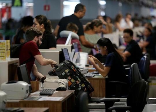 Ações contra empresas aéreas aumentam na BA | Raul Spinassé | Ag. A TARDE
