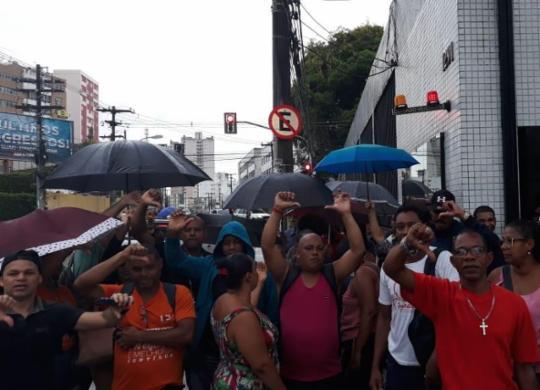 Após atraso salarial, funcionários do Hospital Evangélico paralisam atividades | Divulgação | Sindisaúde