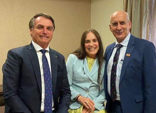 Regina Duarte confirma que assumirá Secretaria da Cultura | Reprodução | Redes Sociais